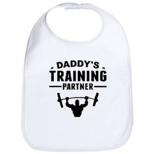 Daddys Training Partner Bib