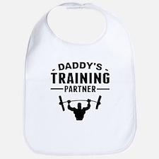 Daddys Training Partner Bib