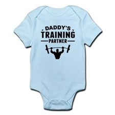 Daddys Training Partner Body Suit