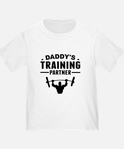 Daddys Training Partner T-Shirt
