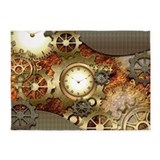 Steampunk 5x7 Rugs