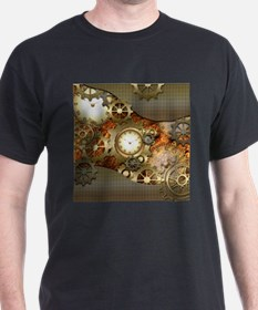 Steampunk, awesome steampunk design T-Shirt