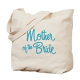Mother of the bride Canvas Totes