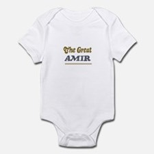 Amir Infant Bodysuit
