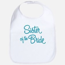Sister of the Bride Bib