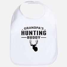 Grandpas Hunting Buddy Bib