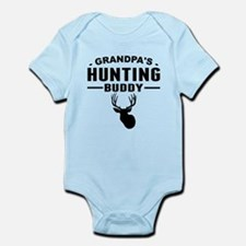 Grandpas Hunting Buddy Body Suit
