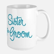 Sister of the Groom Mugs