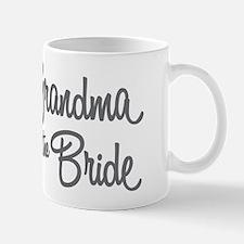Grandmother of the Groom Mugs