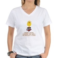 Unique Library Shirt