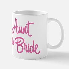 Aunt of the Bride Mugs