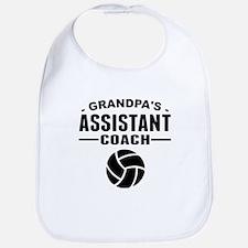 Grandpas Assistant Volleyball Coach Bib
