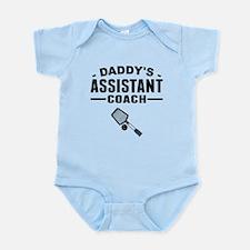 Daddys Assistant Tennis Coach Body Suit