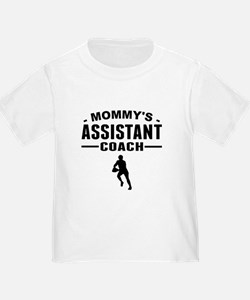 Mommys Assistant Rugby Coach T-Shirt