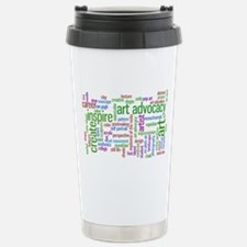 Funny Art teacher Travel Mug