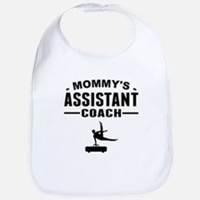 Mommys Assistant Gymnastics Coach Bib