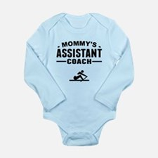 Mommys Assistant Crew Coach Body Suit