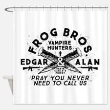 The Lost Boys Frog Brothers Shower Curtain