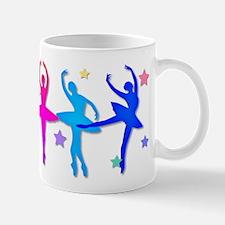 Cute Ballet dancers Mug