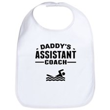 Daddys Assistant Swim Coach Bib