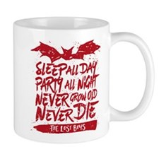 Lost Boys Never Grow Old Mugs