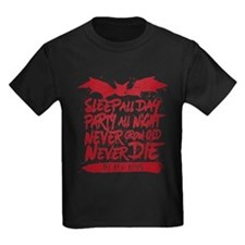 Lost Boys Never Grow Old T-Shirt