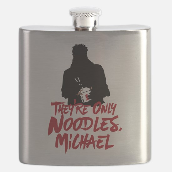 They're Only Noodles Michael Flask
