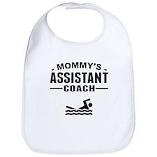 Mommys Assistant Swim Coach Bib