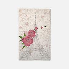 Vintage Paris Area Rug
