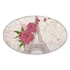Vintage Paris Decal