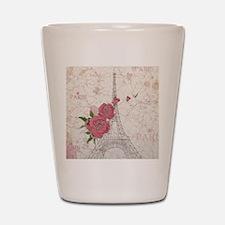 Vintage Paris Shot Glass