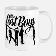 Lost Boys Hanging Off Bridge Mugs