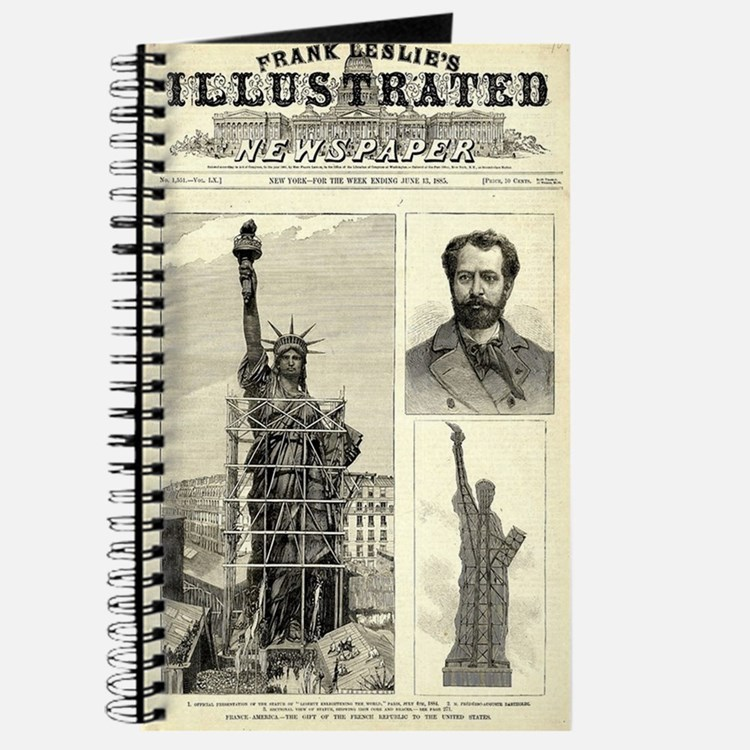 Cute Statue of liberty statue Journal