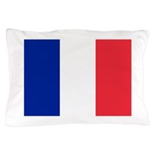 French Flag Pillow Case