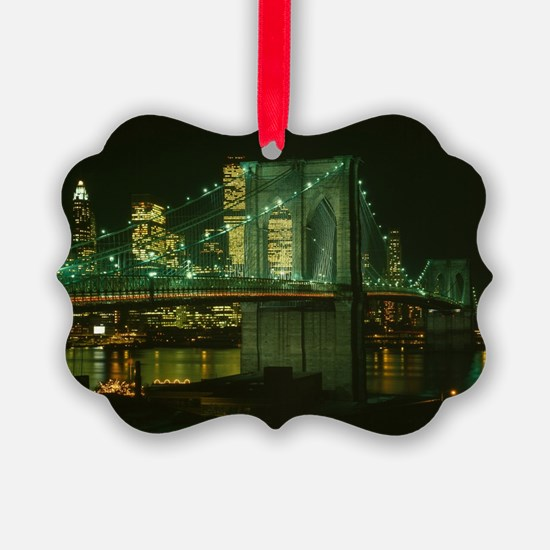 Unique Manhattan Ornament