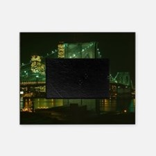 Unique New york at night Picture Frame