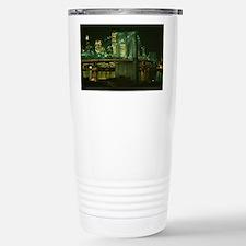 Unique Brooklyn new york Travel Mug