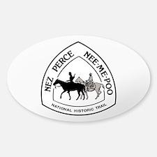 Nez Perce Trail Decal