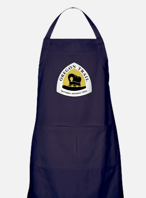 Oregon Trail Apron (dark)