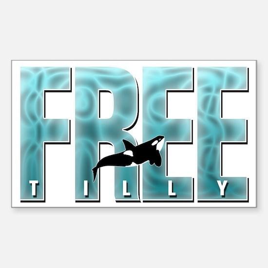 BIG FREE 3x5 2 Decal