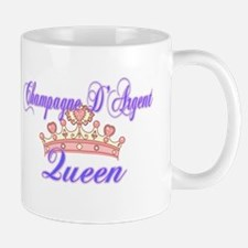 Champagne Queen Mugs