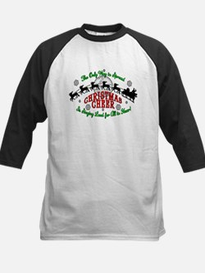 Elf Christmas Cheer 2015 Baseball Jersey