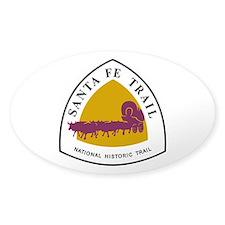 Santa Fe Trail Decal