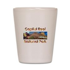 ABH Capitol Reef Shot Glass