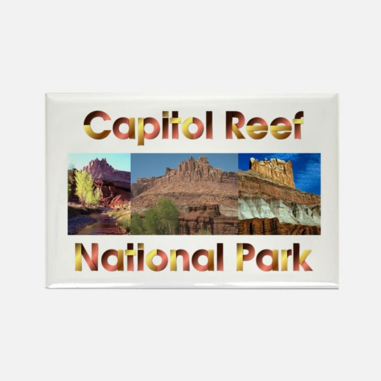 ABH Capitol Reef Rectangle Magnet