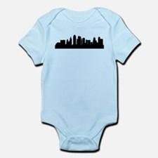 Kansas City Cityscape Skyline Body Suit