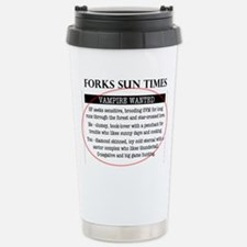 Cute Mooning Travel Mug