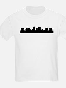 El Paso Cityscape Skyline T-Shirt