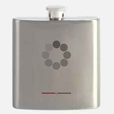 Unique Apple computer Flask