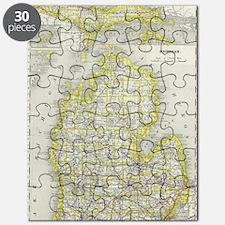 Cute Michigan state Puzzle